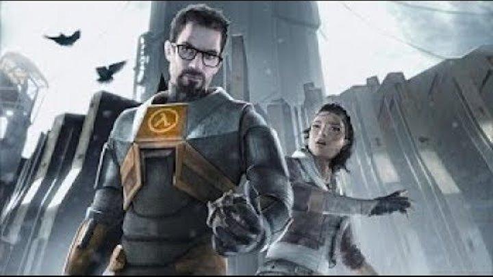 """Half Life 2 Прохождение Серия 17 """"Тёмная Энергия"""" ФИНАЛ!!!"""