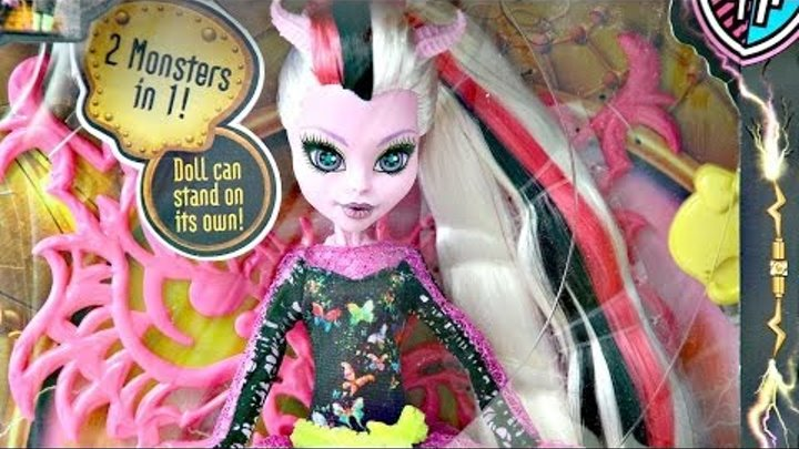 Bonita Femur - Freaky Fusion / Upiorne Połączenie - Monster High - CBG63 - Recenzja