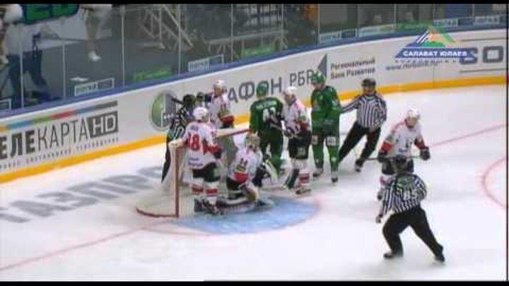 «Салават Юлаев» (Уфа) - «Трактор» (Челябинск), 3:1