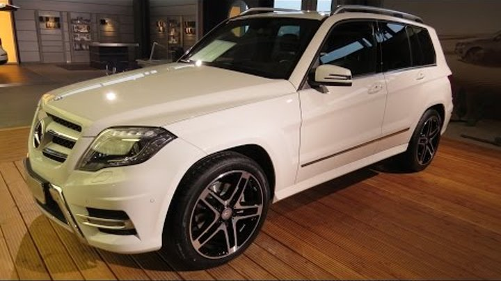 2015 Mercedes Benz GLK 220 CDI 4Matic Amg Styling