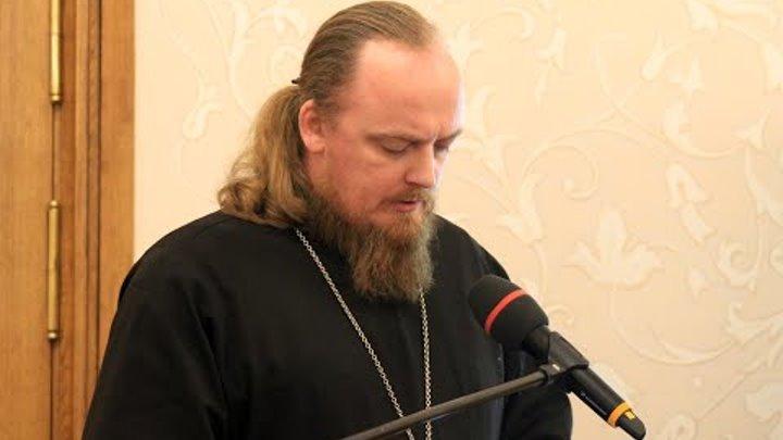 Священник Александр Кузьмин, к. ф. н. «Секта мормонов - важные изменения в секте?».