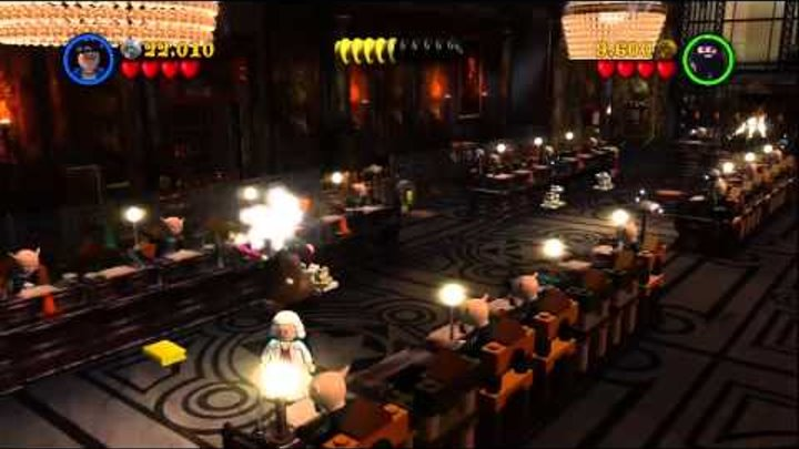 Lego Harry Potter: Years 1 to 4 - Episode 01 - You're A Wizard, Zeeba