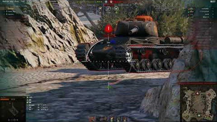 *Провинция*/Т-34-85 Rudy средний танк СССР 6 уровня