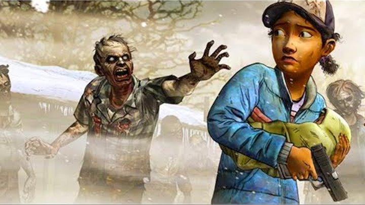 Episode 5: No Going Back (Walking Dead: Season 2 | Telltale Games | Full Story)