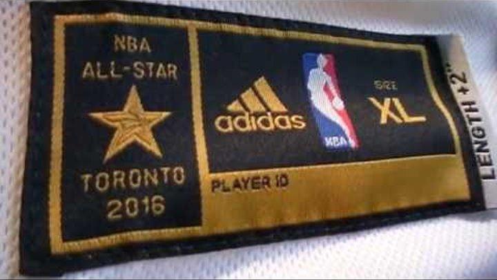 Баскетбольная форма NBA Dwyane Wade матч звезд Toronto 2016 магазин BASKET FAMILY