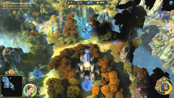 прохождение игры герои меча и магии 6 компания альянса света № 1 герцог антон