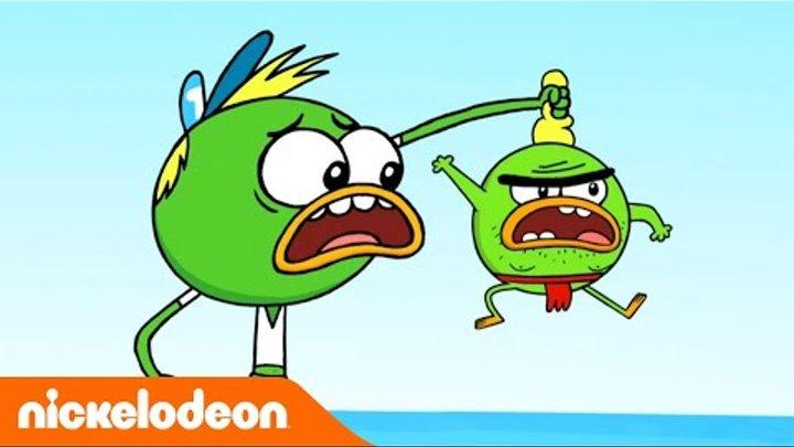 Хлебоутки | 1 сезон 5 серия | Nickelodeon Россия
