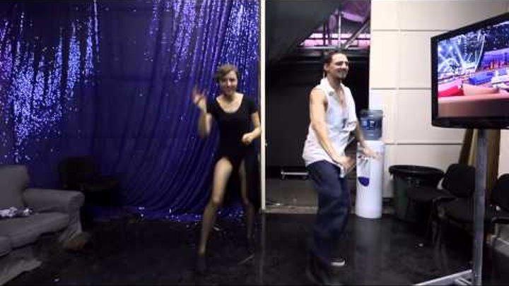 Танцы со звездами | Ксения Алферова и Денис Тагинцев