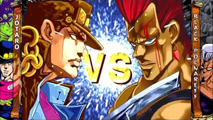 """Best Bout Replays"" JoJo Bizarre Adventure HD - otojo vs IDEA360 (1080p HD 60fps)"