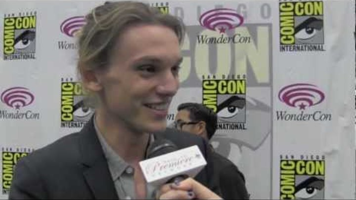 Jamie Campbell Bower of 'Mortal Instruments' Talks Differences Between Himself and Jace