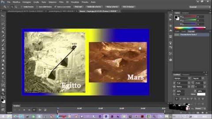 4) News UFO Ancient aliens on mars 5 image - Древние пришельцы на Марсе 5 изображений ...