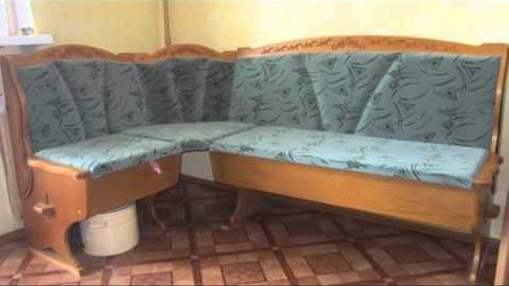 Угловые диваны для кухни гомель