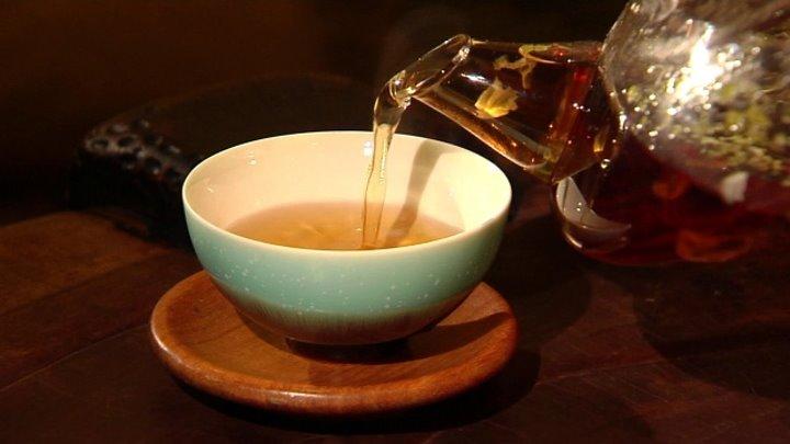 Черный чай с травами - Доброе утро - Первый канал