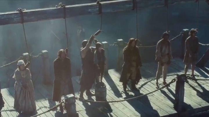 Сцены из фильмов подвешивание
