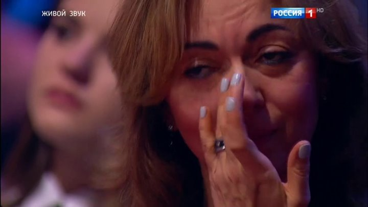 "Синяя птица. Сезон 2016 • Гера Аристова. И. Николаев, ""Не обижай меня"""
