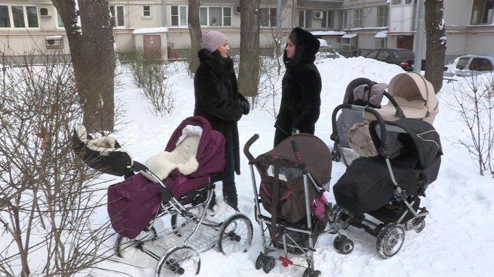 Тест‑драйв детских колясок
