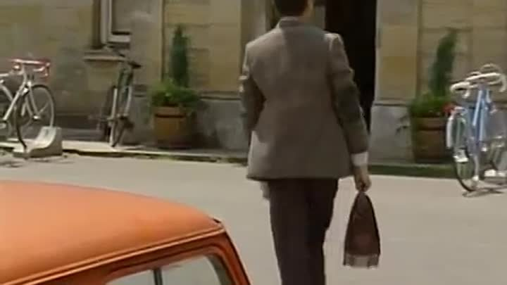 Мистер Бин 1 Сезон 1 Серия_Mr Bean, Season 1 Episode 1