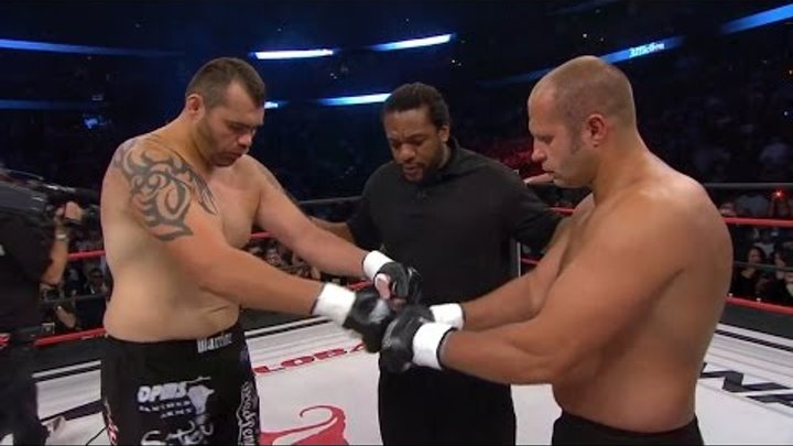 Fedor Emelianenko vs Tim Sylvia