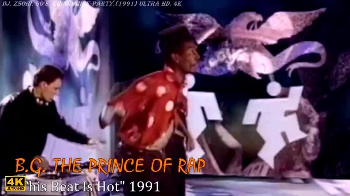 B.G. The Prince Of Rap - This Beat Is Hot (Version 1) (1991)