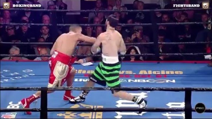 Knockout of the year 2015 | Нокаут 2015 года