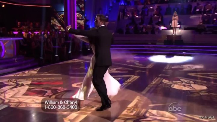 Jackie Evancho - Dancing with The Stars