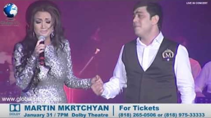 Martin Mkrtchyan / January 31 / Dolby Theatre