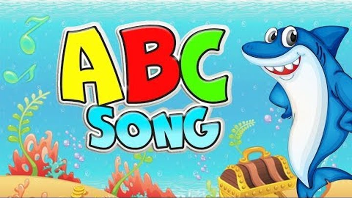 ABC SONG for kids. Alphabet song in English 2