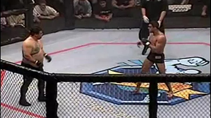 Vitor Belfort vs Scott Ferrozzo UFC 12 - Judgement Day 1997-02-07