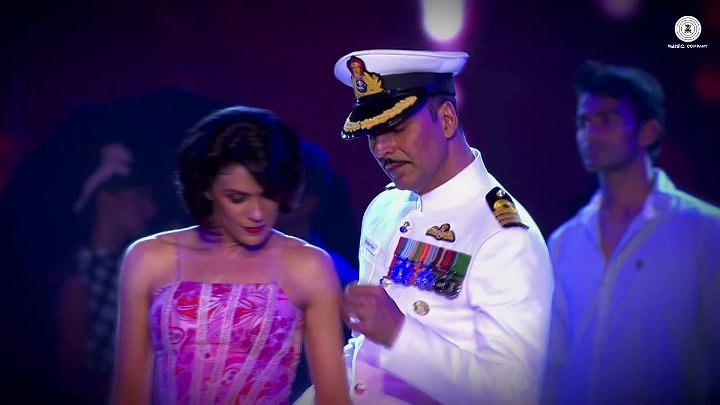 Rustom Song _ First Look of Akshay Kumar performing at 2016