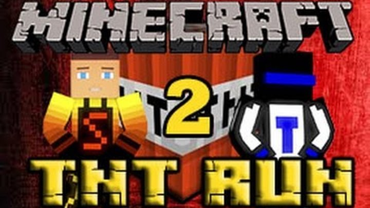 Minecraft - TNT RUN 2