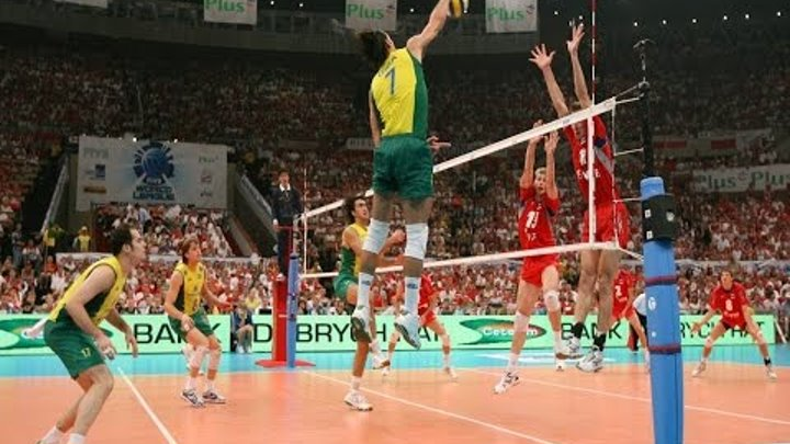 Crazy Volleyball Attack Part 6
