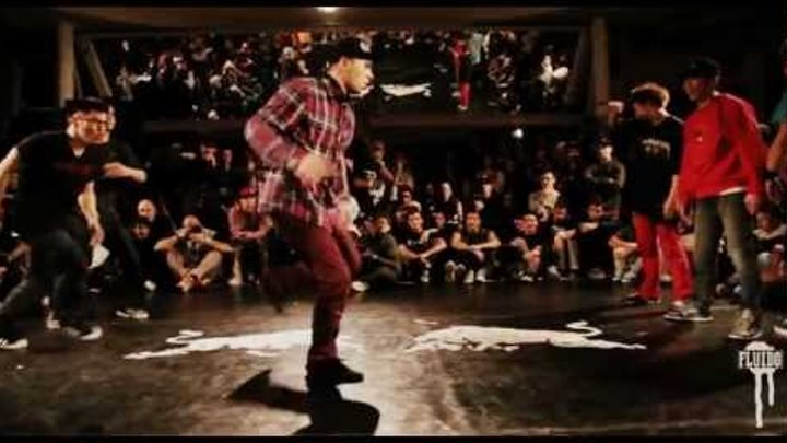 *** B-boy Best Bout & Critical Moves -until 2012 ***