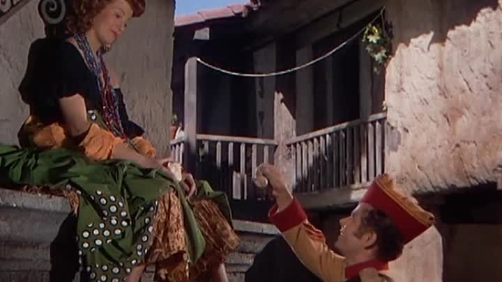 Кармен (The Loves of Carmen, 1948)