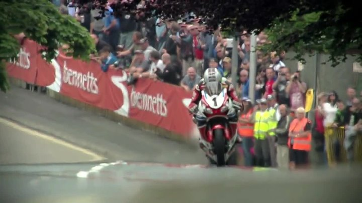 Bike Racing in Slow Motion 2015 (Isle Of Man TT, MotoGP)