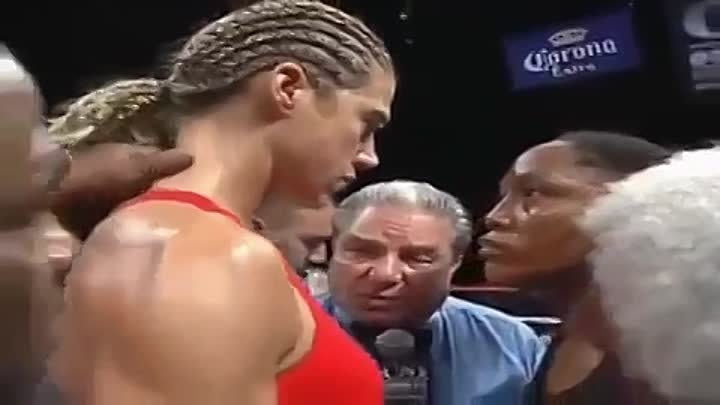 The Most Brutal One Punch Knockout in woman's Boxing History