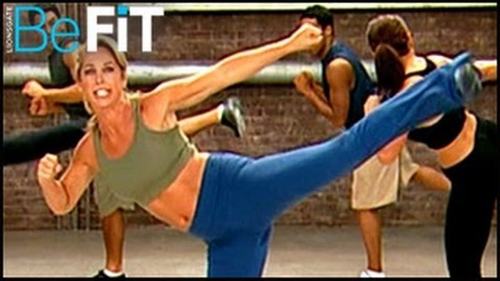 Denise Austin: Strength Boot Camp Workout