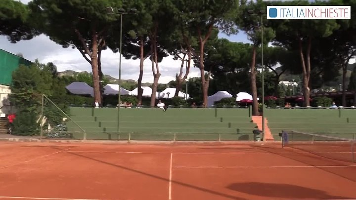 Tennis Europe Junior Master׃ interview with Russian tennis players