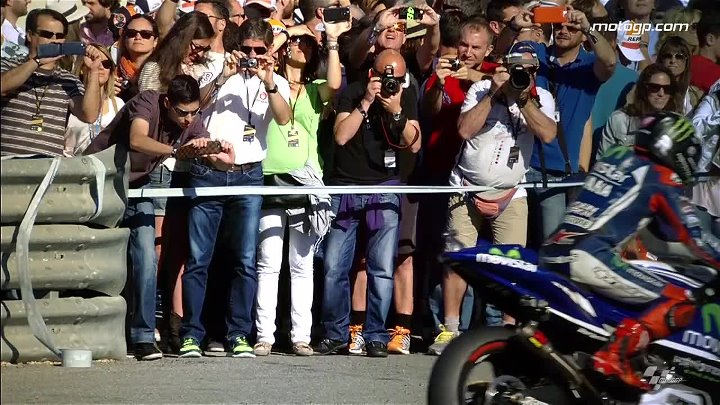 MotoGP™ Jerez 2014 -- Best slow motion