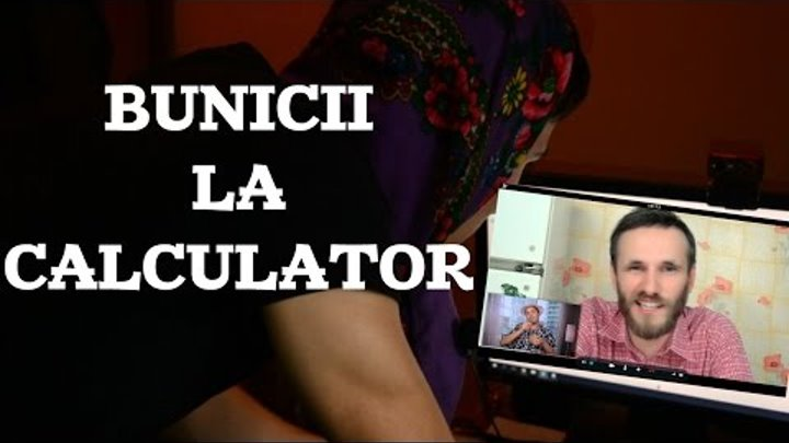 BUNICII LA CALCULATOR | LaZy LuKa #50