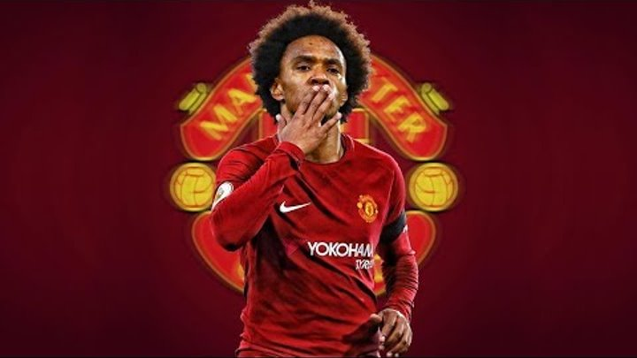 WILLIAN - Welcome to Manchester United ✔️