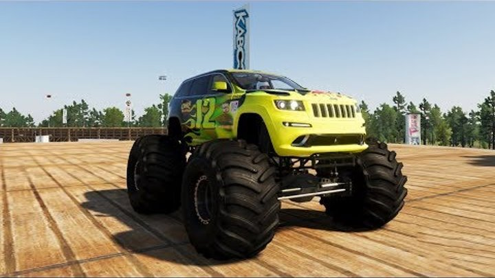 THE CREW 2 - MONSTER TRUCK