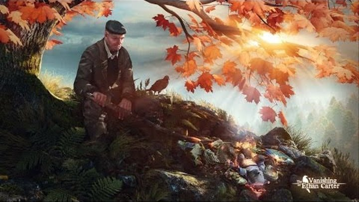 The Vanishing of Ethan Carter - Трейлер E3 2014. Графонистый ужастик