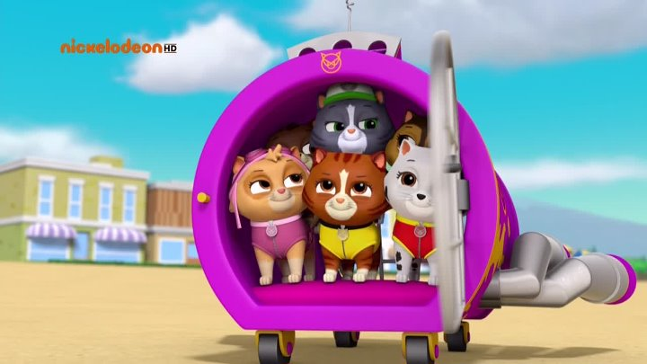 s2e20. Pups Save the Mayor's Race + Pups Save an Outlaw's Loot.rus.eng