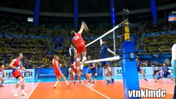TOP 10 Best Volleyball Quick Spikes