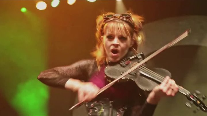 Lindsey Stirling «Roundtable Rival» (Live From London 2015)