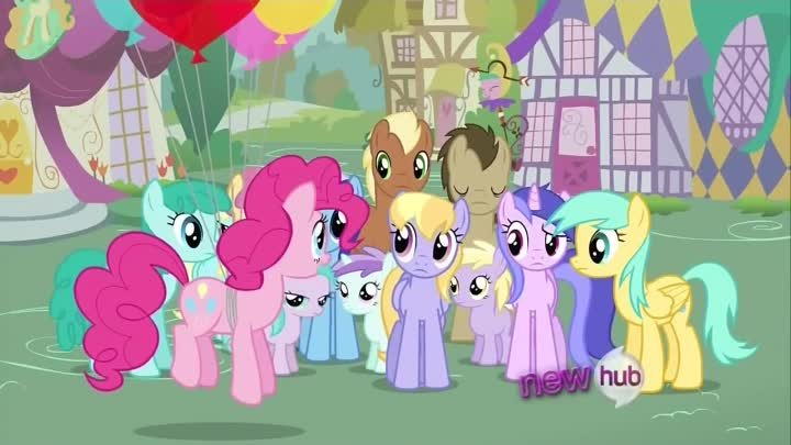 A Compilation Of Parodies In My Little Pony: Friendship is Magic Season 2 Episode 20
