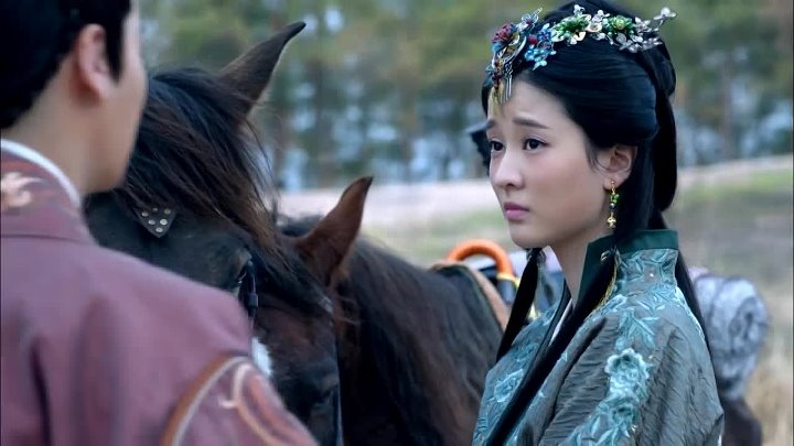 [RUS SUB] Nirvana in Fire / Список Архива Ланъя, 26/54