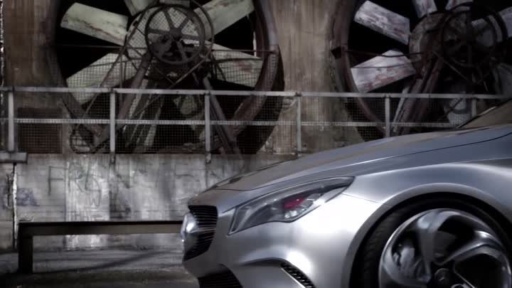 Mercedes 2012 Concept Style Coupe HD Trailer