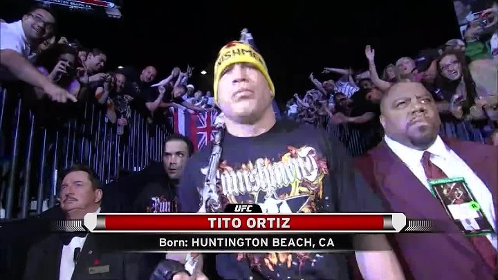 Tito Ortiz vs. Lyoto Machida