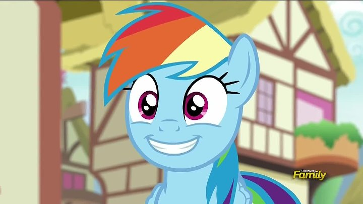 [HD] My little Pony_FiM - Season 6 Episode 7 - Newbie Dash
